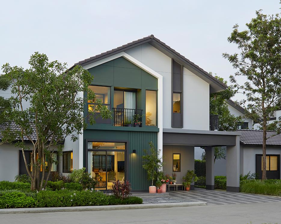 ออกแบบโครงการบ้านใหม่ 2565